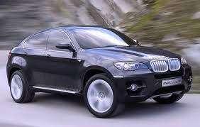 устройство BMW X6