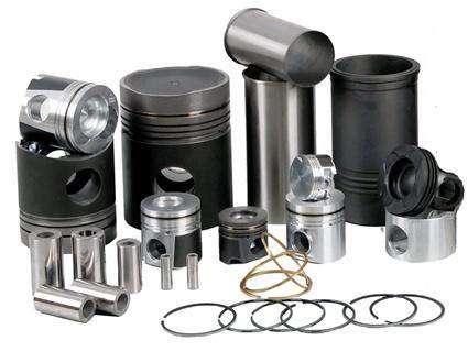 Замена гильз и деталей шатунно-поршневой группы двигателя