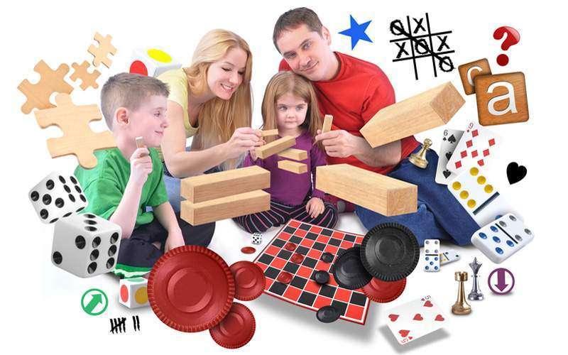 Настільні ігри для всієї родини